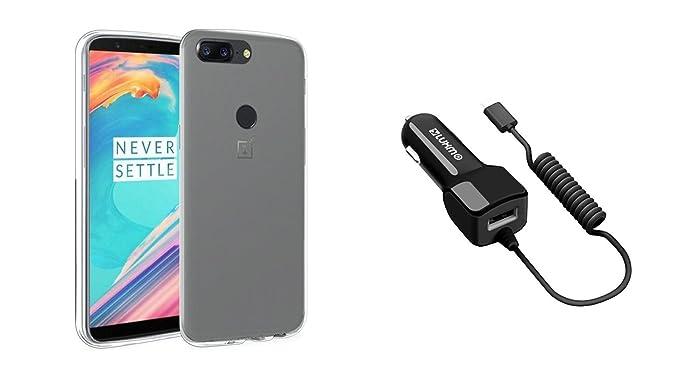 OnePlus 5T - Bundle: Perfil delgado [resistente a los ...