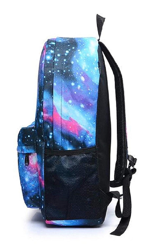 4d673a04479 Amazon.com  Siawasey Anime Fairy Tail Cosplay Luminous Bookbag Backpack  School Bag(10 Styles)  Siawasey