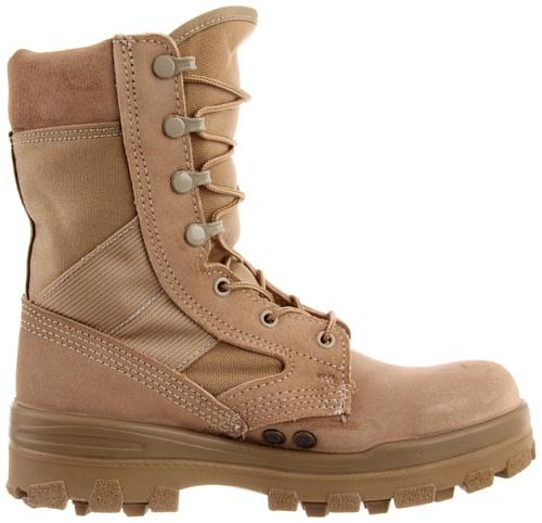 Bates Womens 8 Durashocks Hot Weather Boot Desert Tan 3yeExOz5Xp