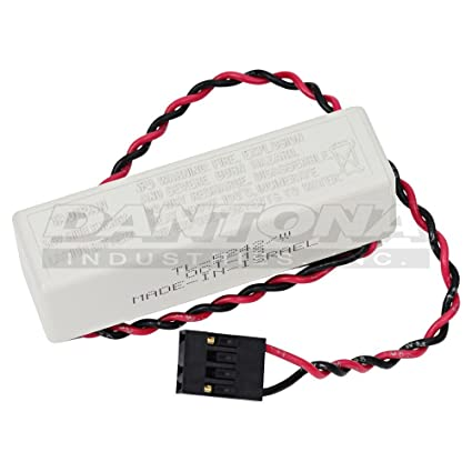 442959fc7005 Amazon.com  Tadiran TL-5242 W MBU 3.6V Lithium Battery Pack  Electronics
