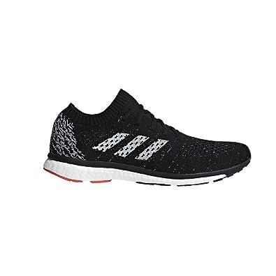 adidas Adizero Prime Shoe Unisex Running 5 Core Black-White-Grey
