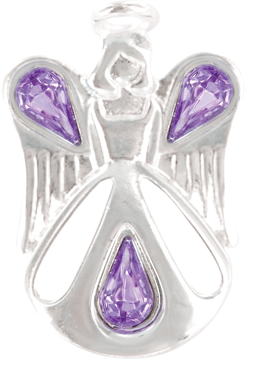 ANGEL OF FRIENDSHIP Wings & Wishes Angel Tac Pin by Wings & Wishes