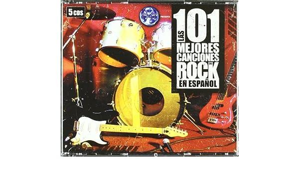 Various Artists - Las 101 Mejores Canciones Del Rock En Espanol - Amazon.com Music