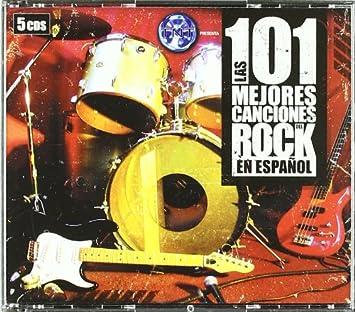 Las 101 Mejores Canciones Del Rock En Espanol