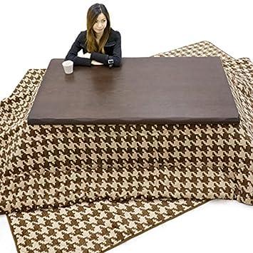 Amazon|こたつ テーブル 布団 3...