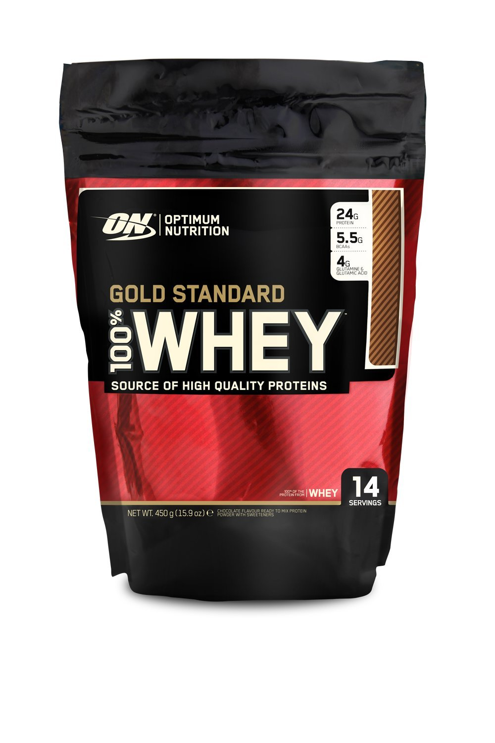 Amazon: Optimum Nutrition Whey 450g