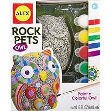 ALEX Toys Craft Rock Pets Owl Craft