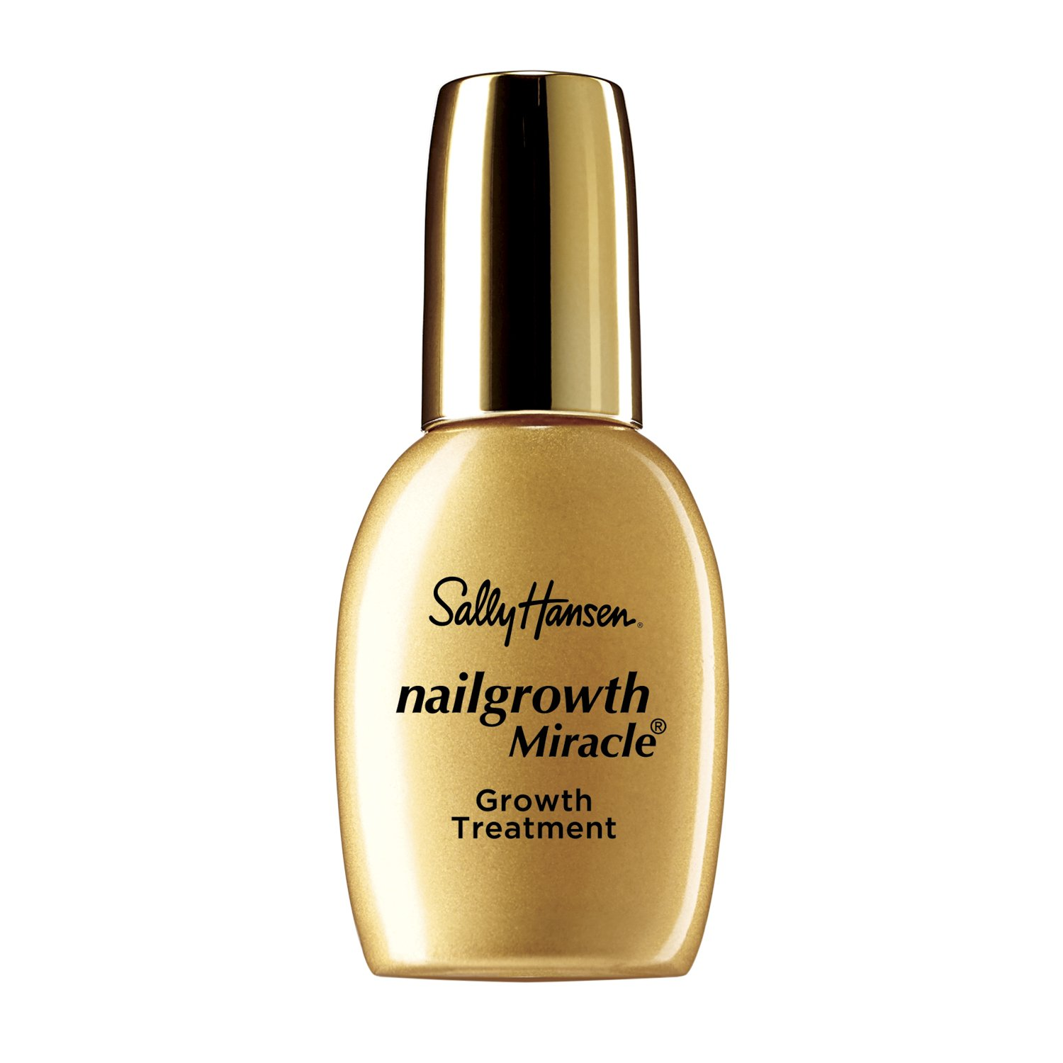 Sally Hansen Nailgrowth Miracle, Serum 0.45 oz Clear 30003427000