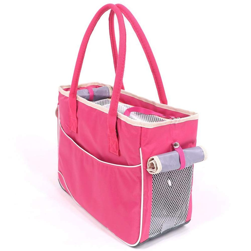 B 46CMX19CMX31CM B 46CMX19CMX31CM Byx- Pet Bag Cat Travel Bag Cat Bag Dog Outing Bag Fashion Personality Carrying Bag Breathable Shoulder BagDog Backpack (color   B, Size   46CMX19CMX31CM)