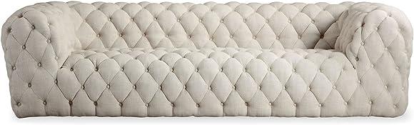 Kardiel Cumulus Mid-Century Modern Tufted Sofa