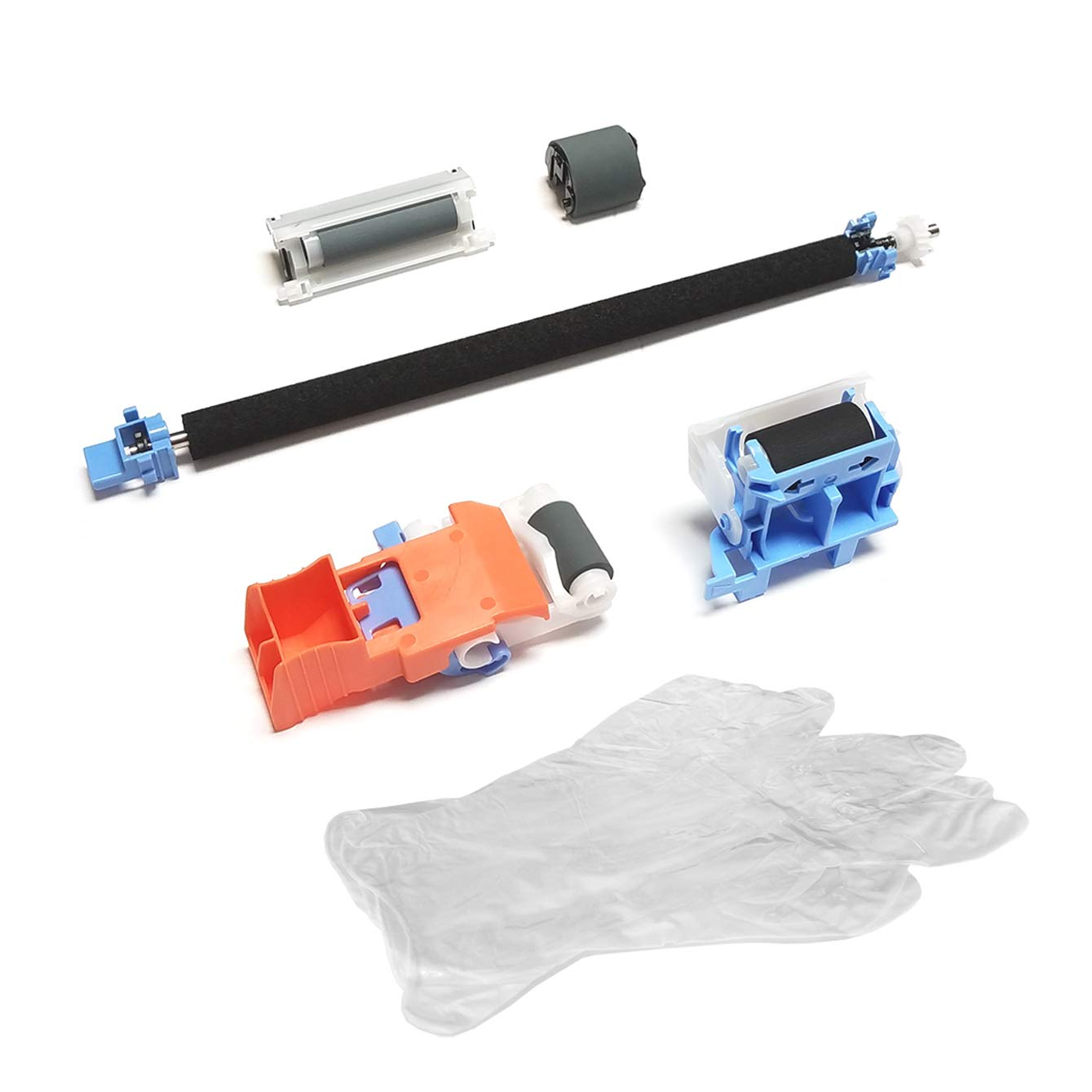 Altru Print M607-RK1-AP Roller Maintenance Kit for HP Laserjet M607, M608, M609, M631, M632, M633 (110V) Includes RM2-6800 Transfer Roller, J8J70-67903 MP Tray & 1 Set of J8J70-67904 for Tray 2-6 by Altru Print (Image #1)