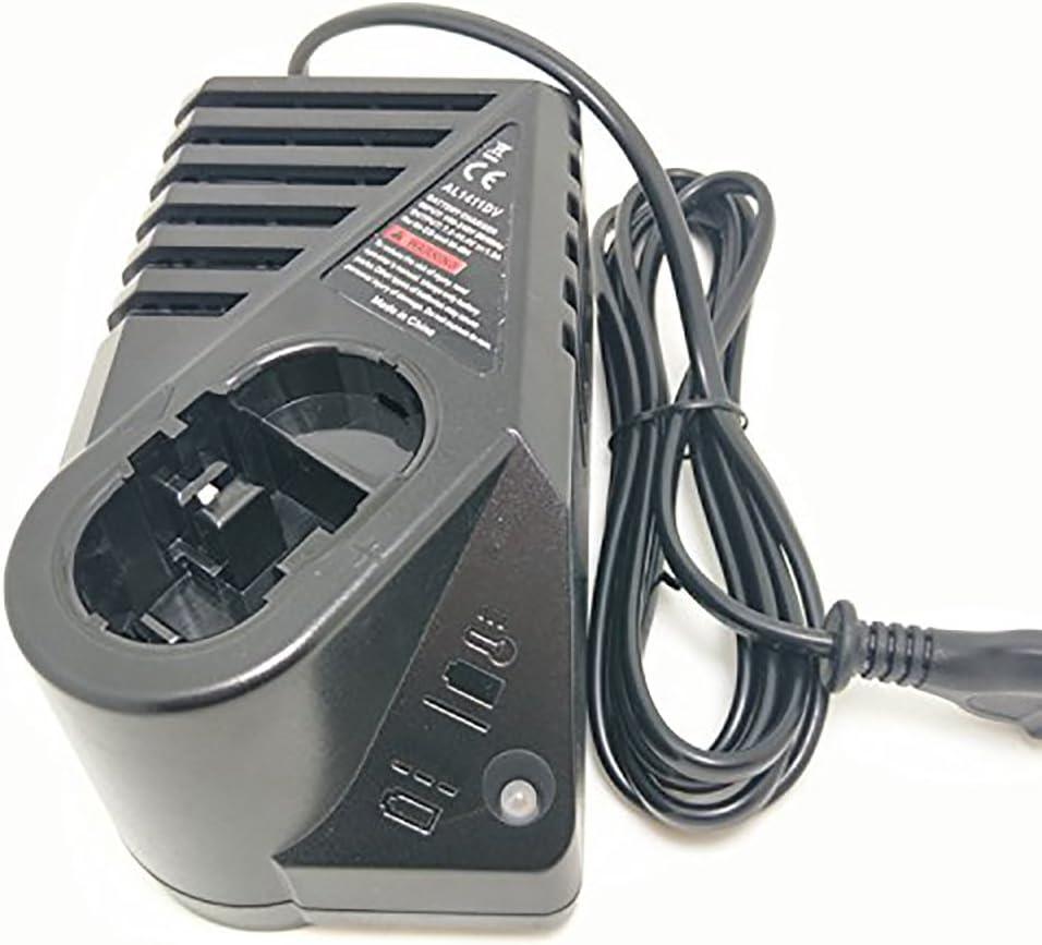 AL1411DV Cargador para Bosch 7.2V 9.6V 12V 14.4V Ni-CD Ni-MH batería GSR7.2 GSR9.6 GSR12 GSR14.4 Herramienta de batería eléctrica