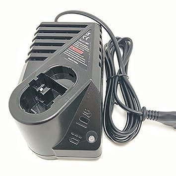 Cargador de Ni-CD Ni-MH Cargador AL1411DV Cargador para Bosch Electric 7.2V 9.6V 12V 14.4V Herramienta de batería eléctrica GSR7.2 GSR9.6 GSR12 ...