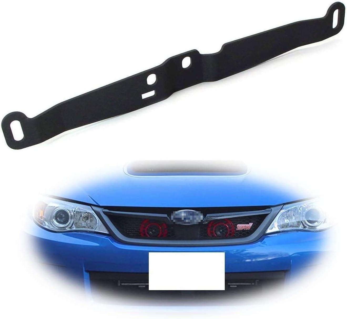 2002-2007 Support de Montage Boulonn/é Derri/ère la Calandre /à Double Klaxon Compatible avec Subaru WRX ou STi Compatible avec Klaxons Hella Super Tone