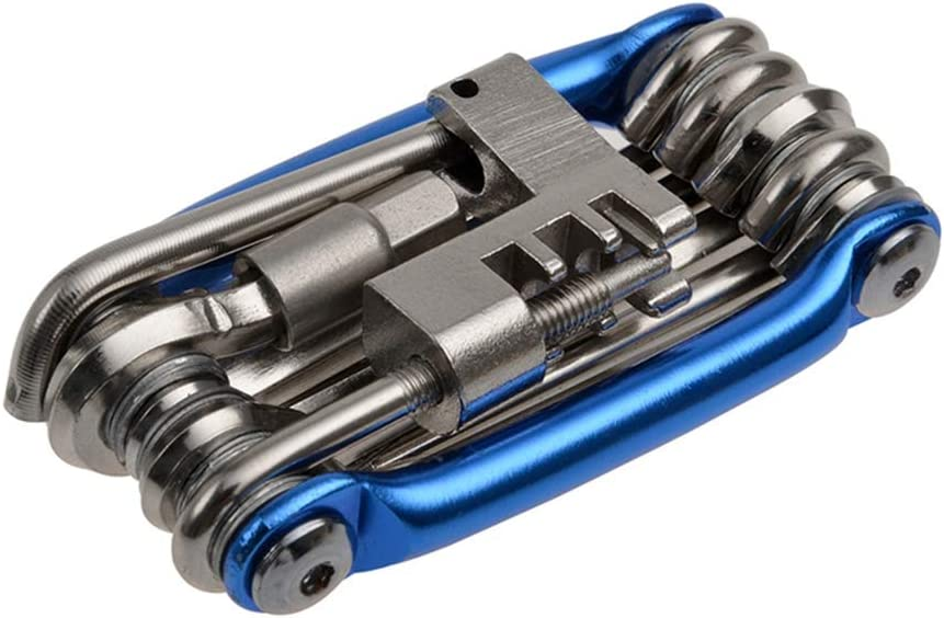 15 in 1 Bike Bicycle Multi Repair Tool Kit Hex Spoke Cycle Screwdriver Tool