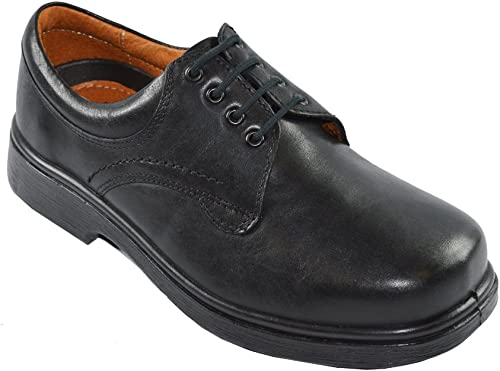 Mens Extra Wide 4e Fitting Lace Up