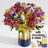 Abundant Bouquet - Christmas Floral Arrangements - Christmas Flower Bouquets - Christmas Centerpieces - Christmas Gift Ideas 2017 - Flowers by The Shopstation