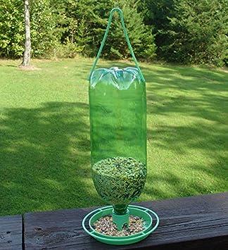 Reciclar botellas de plastico para jardin