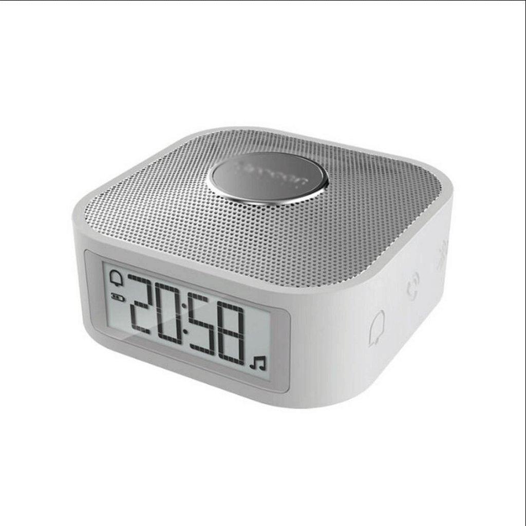 ZLR Bluetooth小型スピーカーミニスマートアラーム音楽ミュート電子小型目覚まし時計 B07B7M5RMD