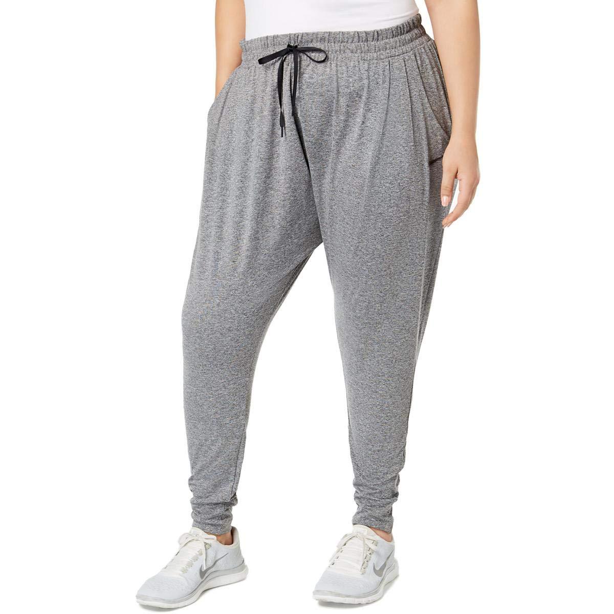 esfera sonriendo Organo  Nike Womens Plus Yoga Dance Pants Gray 2X: Amazon.in: Clothing & Accessories