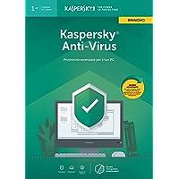 Kaspersky Anti Virus 2019 1 User Renewal