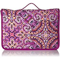 Vera Bradley Iconic Ultimate Jewelry Organizer, Signature Cotton, Dream Tapestry