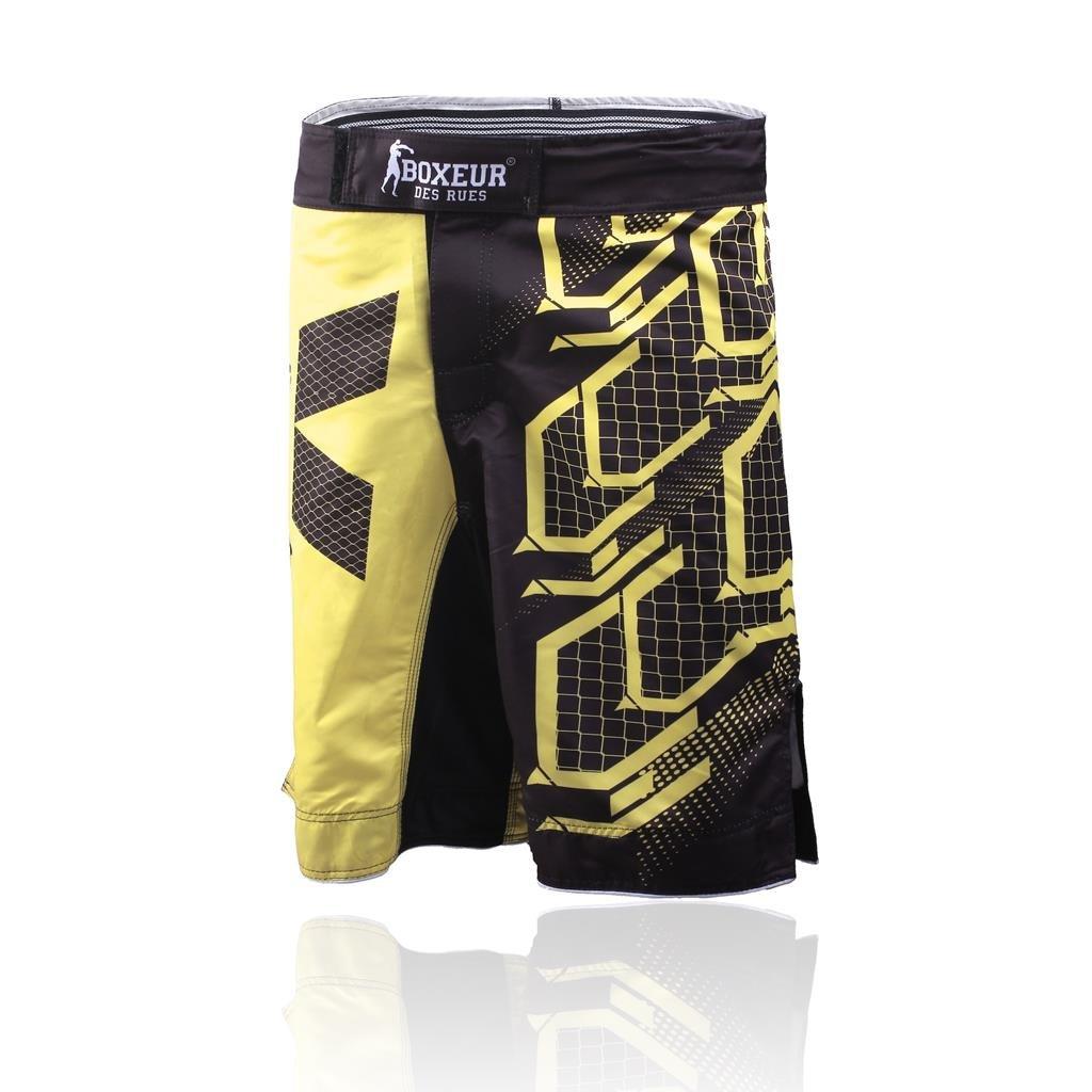 BOXEUR DES RUES Herren Bxt-1622 MMA Shorts