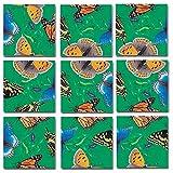Scramble Squares: Butterflies