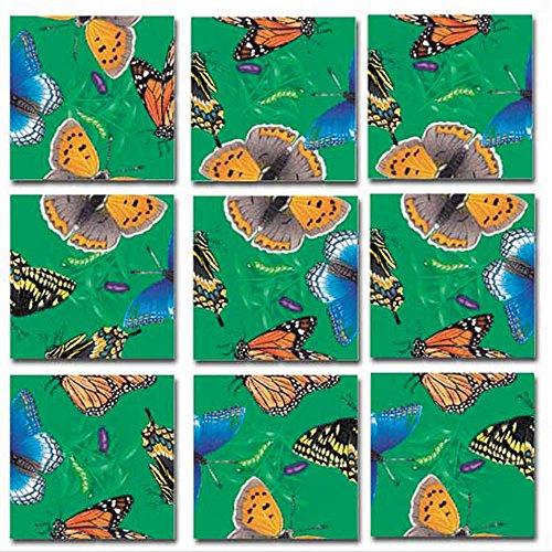 - Scramble Squares: Butterflies