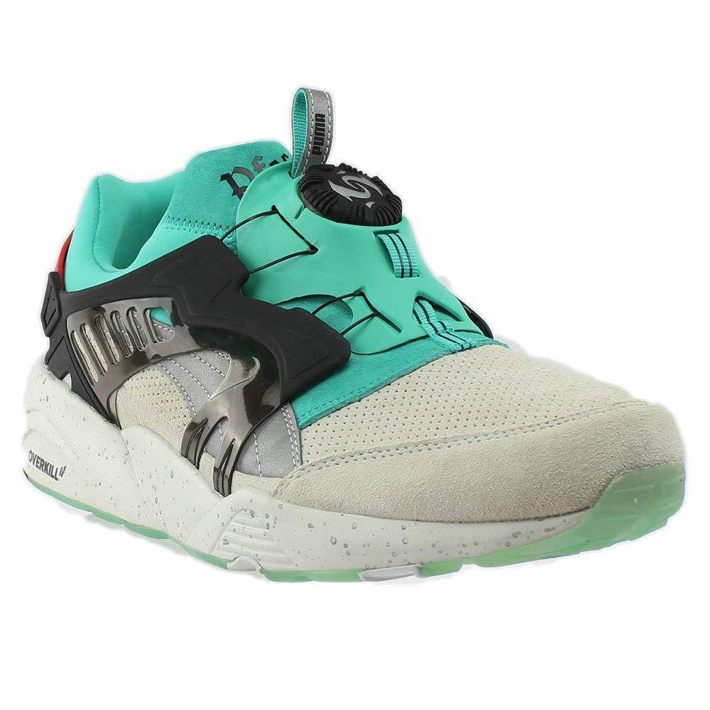 42567adef45f5 Amazon.com | PUMA Mens Disc Blaze Overkill Athletic & Sneakers Grey ...