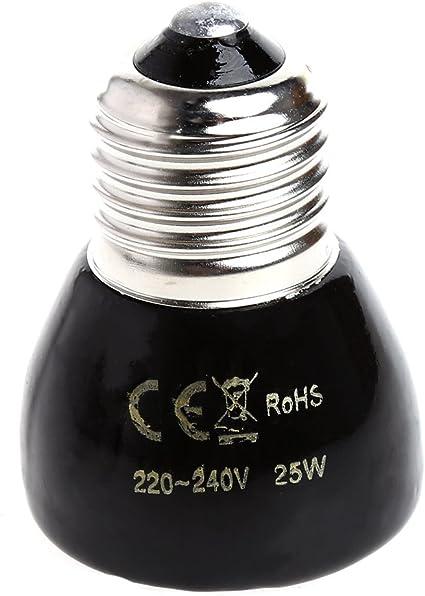 rettili e anfibi Boutique1583 lampade a infrarossi-Lampada riscaldante in ceramica