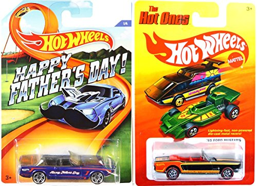 ford-mustang-60s-convertible-specials-exclusive-63-mustang-ii-concept-hot-ones-65-ford-hot-wheels-fa