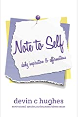 Note to Self Kindle Edition