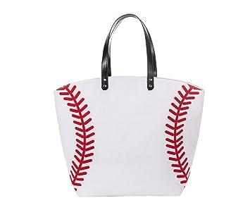 Amazon.com: onglyp tamaño mediano lona de béisbol algodón ...
