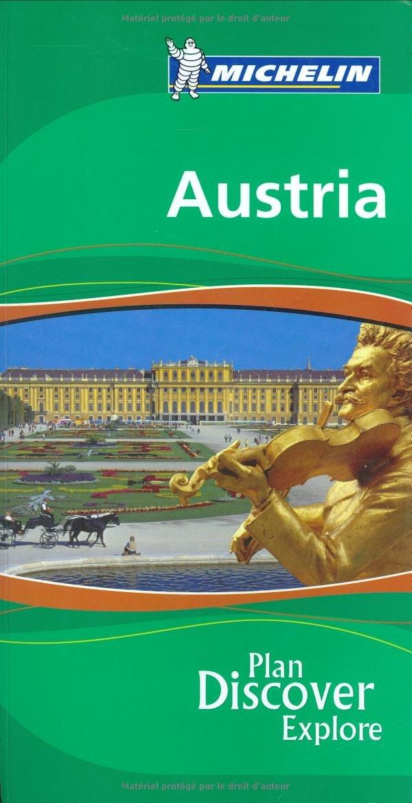Download Michelin the Green Guide Austria (Michelin Green Guides) PDF