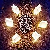 lightsfever-50pcs Luminaries with Lights luminaria