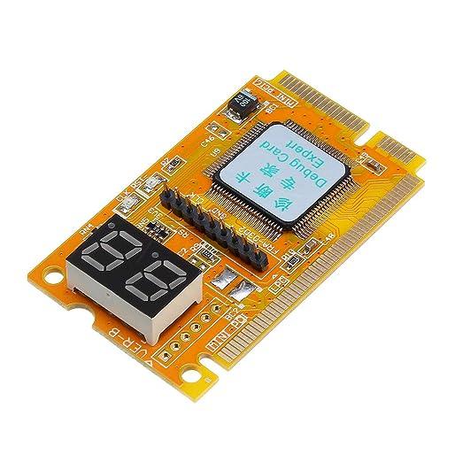 ROUHO 3 En 1 Mini Tarjeta Pci/Pci-E Lpc Pc Analizador del Probador ...