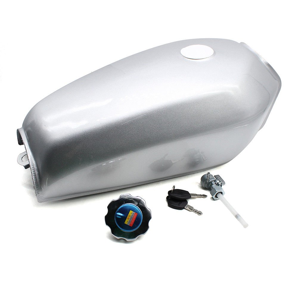 Tdogs Fuel Gas Tank For Honda Cg125 Cafe Racer 24gallon 1954 Dodge 4 Colors Car Electronics