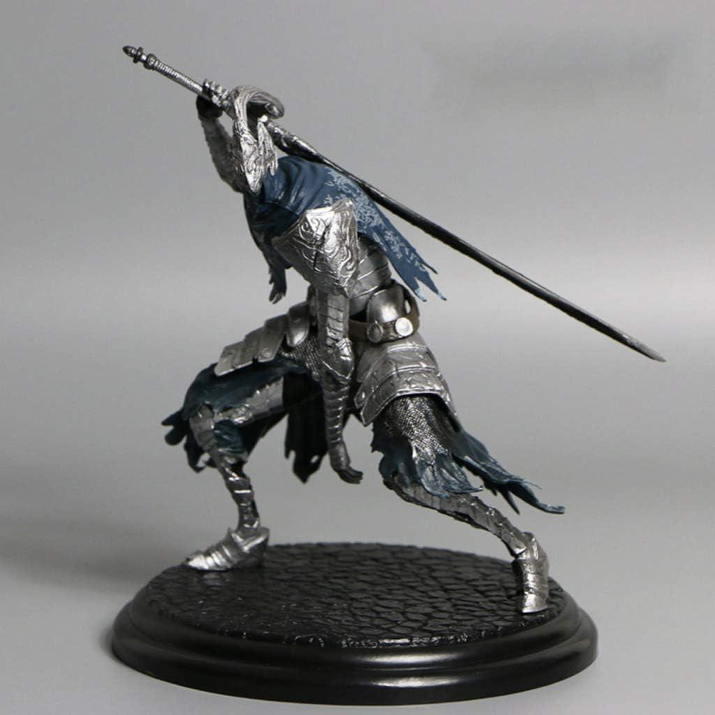 ZRY Decoraciones Figura de acción Oscura Almas Artorias Modelo Popular Juguete de Regalo de Dark Souls 3 muñeca Adornos