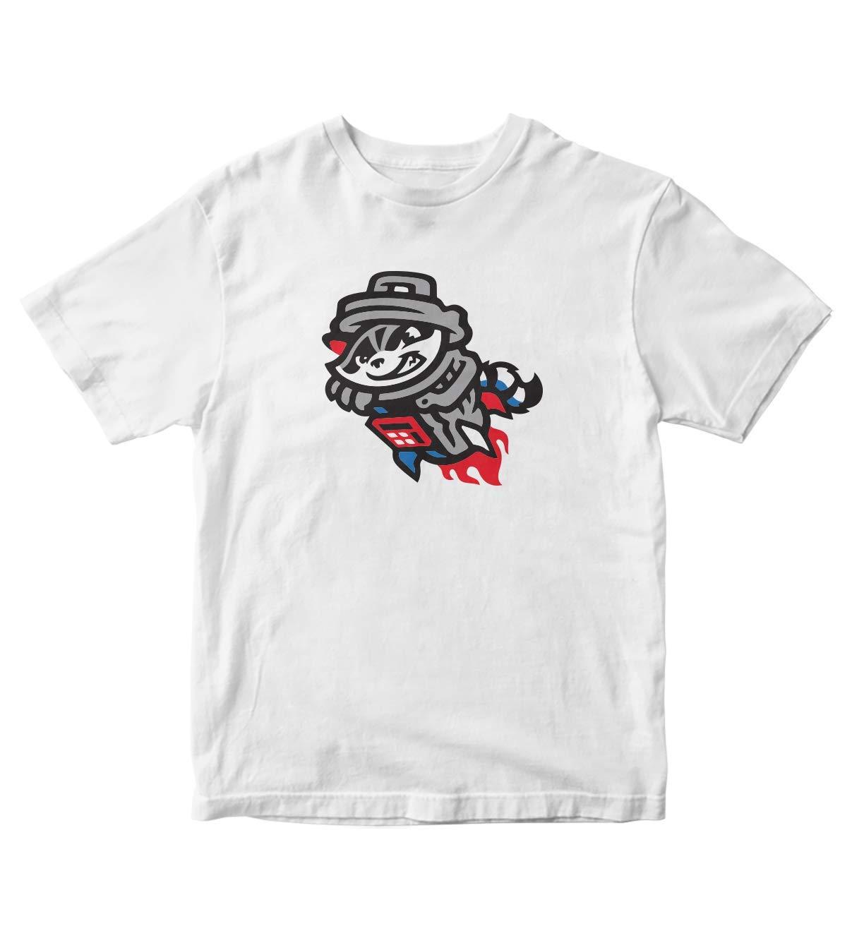 Tjsports Rocket City Trash Pandas Baseball Shirt S Logo 1