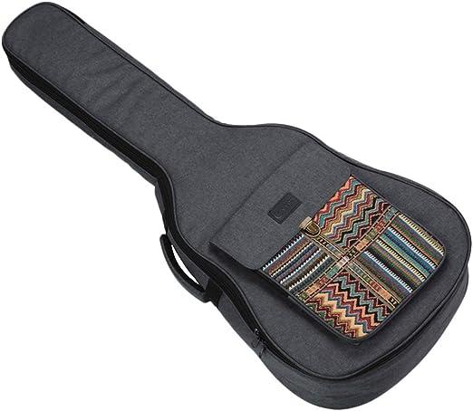 HomeDecTime Estuche Acolchado Con Estuche De Almacenamiento Suave Para Accesorios De: Amazon.es: Instrumentos musicales
