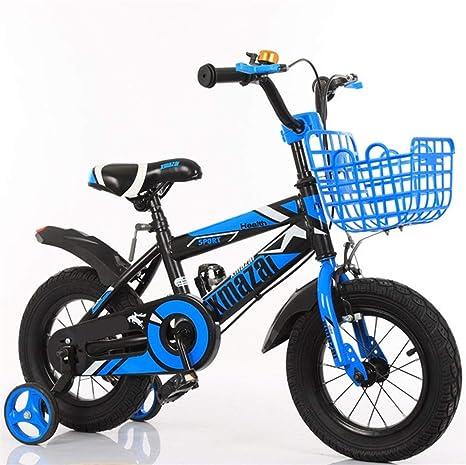 K-G Bicicleta Infantil Boy Formación Chica De La Vespa De La Bici ...