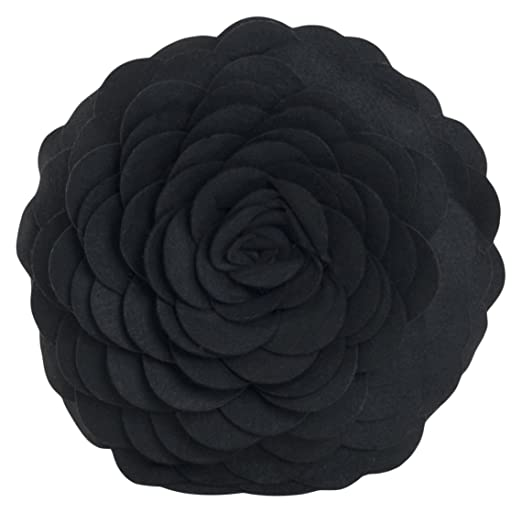 Amazon.com: SARO LIFESTYLE FT095.A13R Fleur De Jardin Poly Filled ...