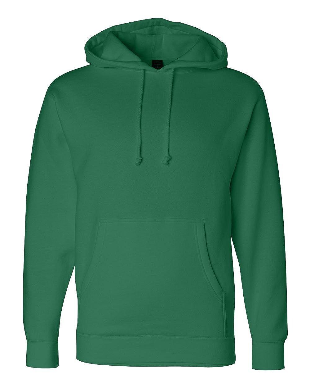ITC Mens Hooded Pullover Sweatshirt IND4000