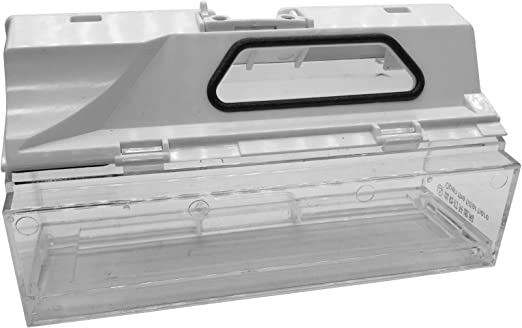 Depósito de polvo de repuesto para robot aspirador Xiaomi Mi Robot + Roborock S50: Amazon.es: Hogar