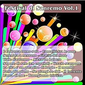 Amazon.com: Festival di Sanremo Vol. 1: Various Artists: MP3 Downloads