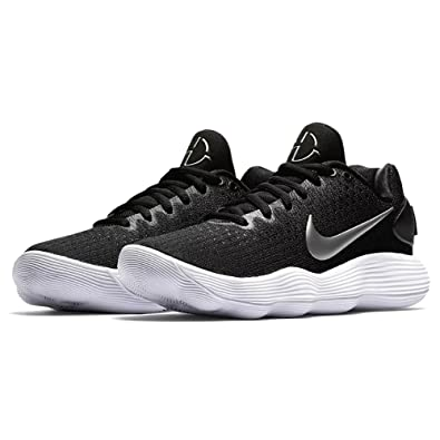 cd6be27b213a6 Amazon.com | Nike New WMNS Hyperdunk 2017 Low TB Black/White Womens 8.5 Basketball  Shoes | Basketball