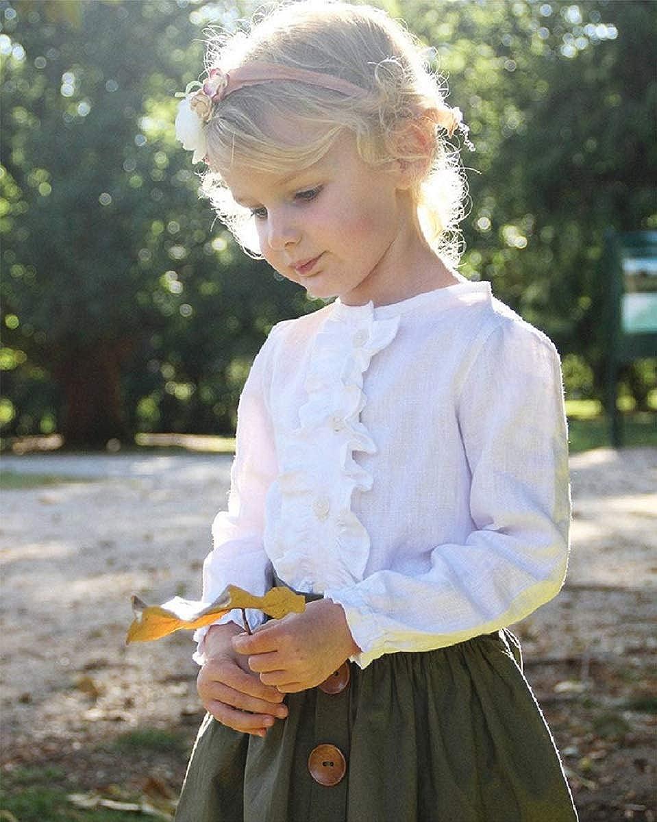 Long Sleeve Snowman Ruffle Romper Polka Suspender Skirt Treafor Baby Toddler Girl Christmas Outfit