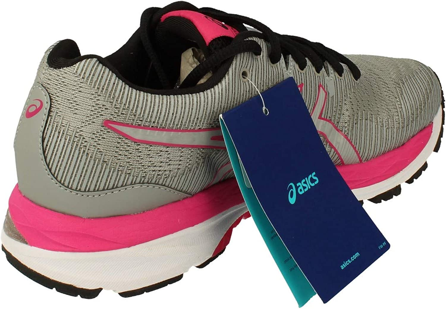 Asics Gel-Ziruss 2 Mujeres Running Trainers 1012A014 Sneakers Zapatos: Amazon.es: Zapatos y complementos
