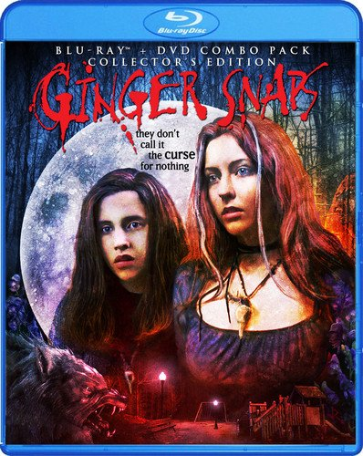 Ginger Snaps (Collector's Edition) [Bluray/DVD Combo] [Blu-ray] (Roses Snap Black)